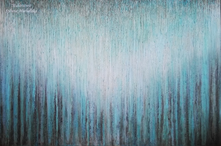 współczesne obrazy abstrakcyjne sylwia michalska
