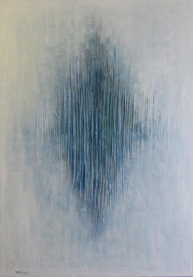 abstrakcja Sylwia Michalska 8 70x100