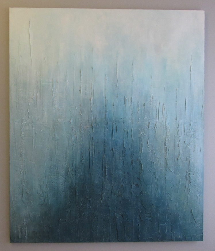 abstrakcja Sylwia Michalska 5 100x120