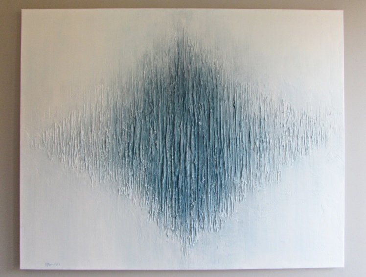 abstrakcja 22 sylwia michalska 80x100