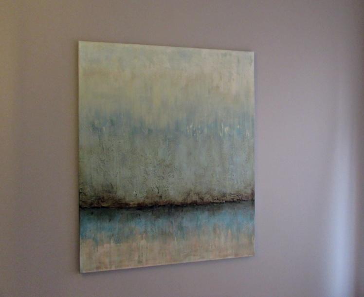 abstrakcja sylwia michalska 20 80x100
