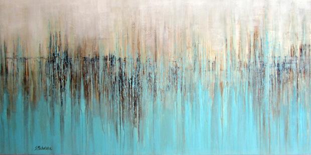 #abstrakcja  32 #sylwia-michalska 70x140