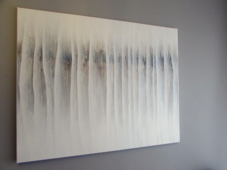 abstrakcja 37 sylwia michalska 80x100