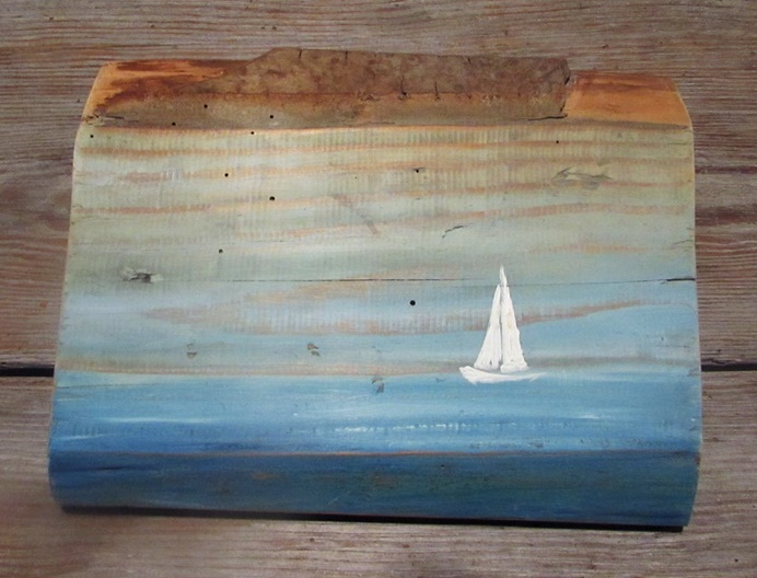 obraz olejny na desce 48 sylwia michalska