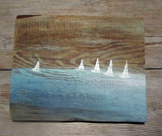 obraz olejny na desce 51  sylwia michalska