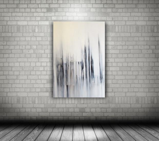 wizualizacja abstrakcja sylwia michalska
