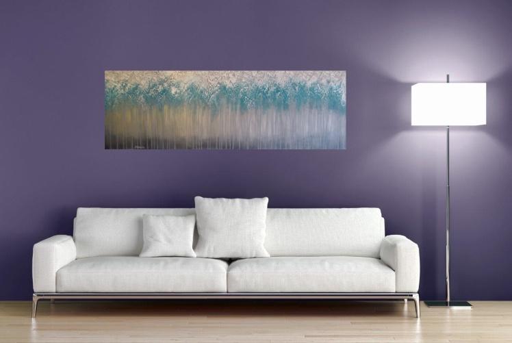 obrazy abstrakcyjne do salonu sylwia michalska