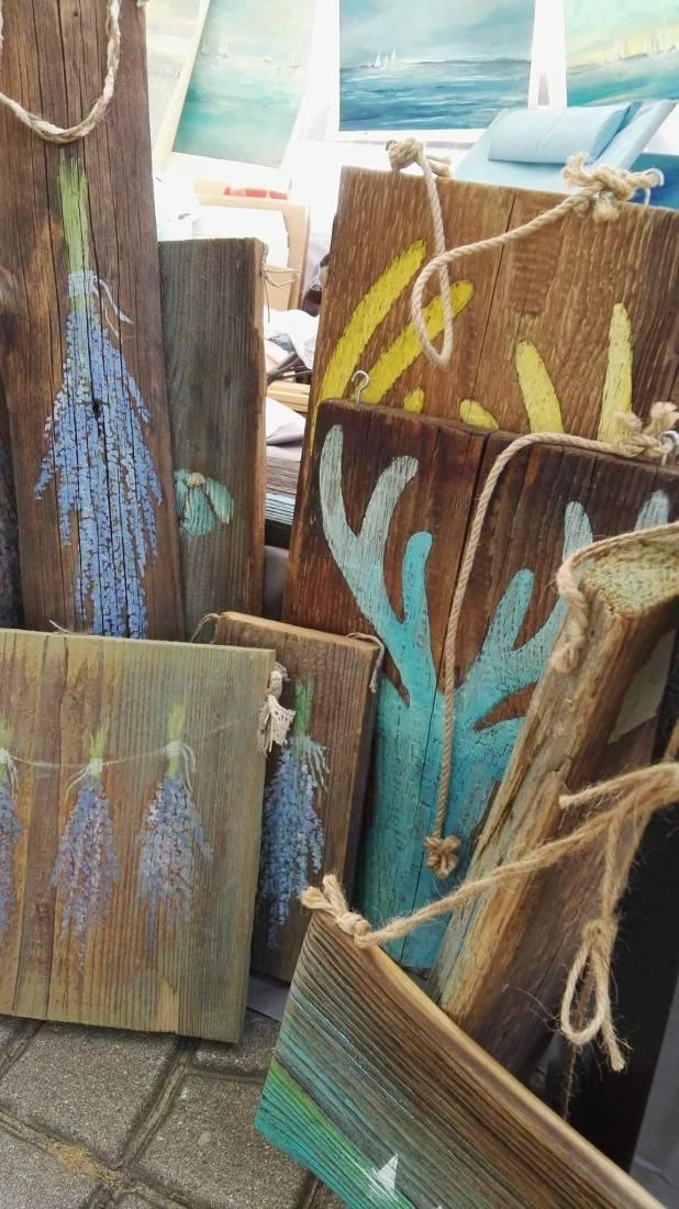 obrazy olejne sylwia michalska węgorzewo