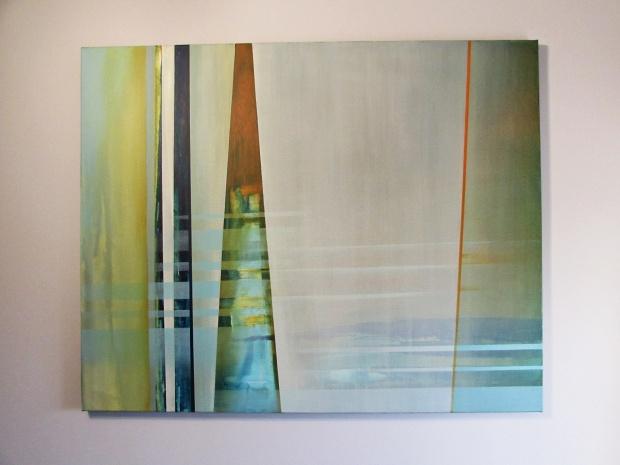 """""""Podświadomość"""" abstrakcja 88 sylwia michalska 80x100cm"""