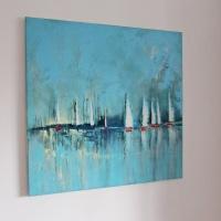Abstrakcyjna marynistyka, obrazy olejne, obrazy akrylowe