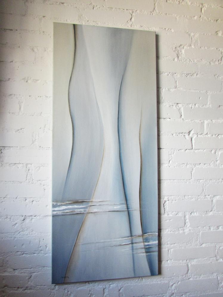 dyptyk abstrakcja 148 sylwia michalska 120x50cm