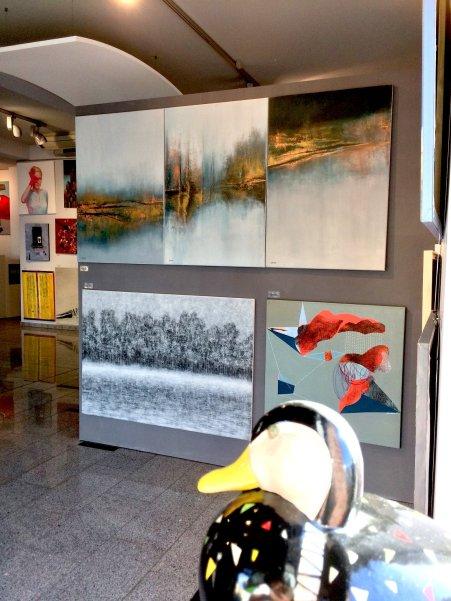 Wystawa przedaukcyjna w Next - aukcja sztuki nowoczesnej 2018r.