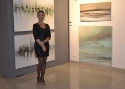 wystawa malarstwa Przestrzenie emocjonalne Bydgoszcz 2018 sylwia michalska