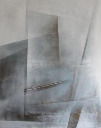 "NIEDOSTĘPNY ""Rozbita tafla uczuć"" abstrakcja 165 sylwia michalska 100x80cm"
