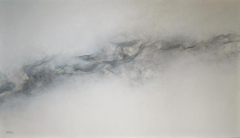 """NIEDOSTĘPNY """"Nieuchwytny"""" abstrakcja 184 sylwia michalska 70x120cm"""