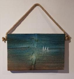 DOSTĘPNY gallery marine 39 obrazy olejne na drewnie marynistyka